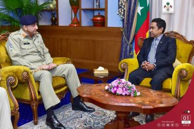 Amid tensions with India, Maldives vow to enhance ties with Pakistan