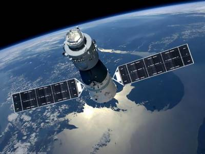 Chinese space station finally crashes back to earth, but where?