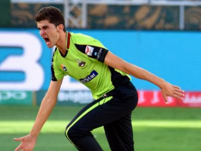 Pacer Shaheen Shah Afridi warned by former skipper