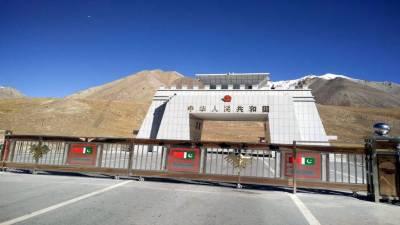 Pak China Border at Khunjerab Pass opens for trade