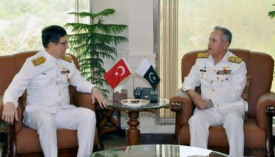 Pakistan - Turkey to hold joint Naval Drills: Report