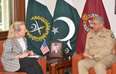 Pakistan wants other players in the region to play positive part: COAS tells US