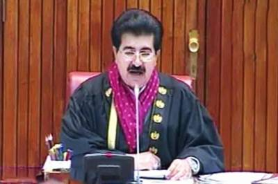 PML N nefarious plan against Senate Chairman Sadiq Sanjrani
