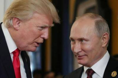 Trump proposes Putin a White House summit