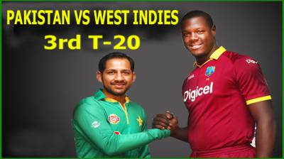 2nd T-20: Pakistan beat West Indies by 82 runs