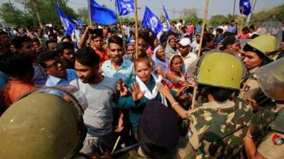 Death toll rises in Indian nationwide riots by Dalits