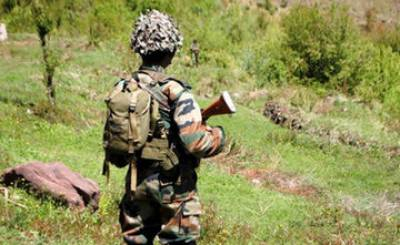 Five Indian Army soldiers killed, wounded in retaliatory fire at LoC