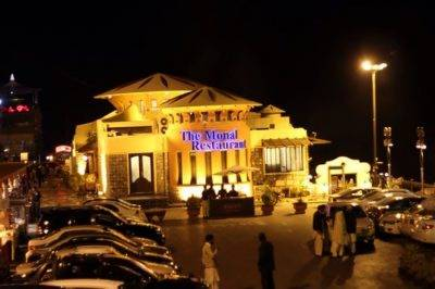 Iconic Monal Restaurant in Islamabad face a setback