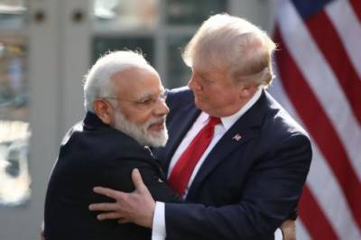 India gets a snub from Trump administration