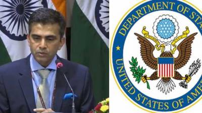 India strongly responds to new US sanctions against Pakistani entities