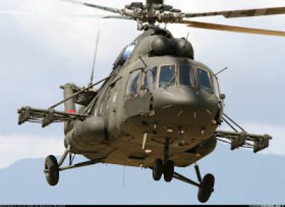 Indian Military Russian made Helicopter crashes