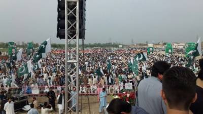 Massive rally in support of Pakistan Army against sponsored PTM protests