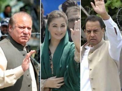 NAB references against Sharif Family