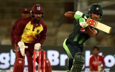 Pakistan Vs West Indies 3rd T20 live score update