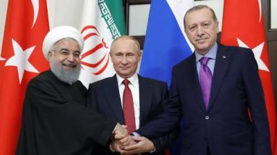 Putin to visit Ankara for talks with Turkey, Iran