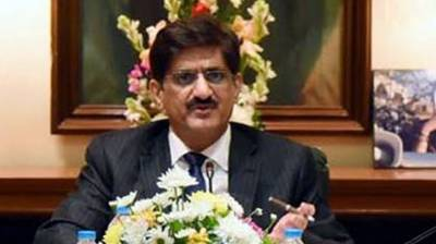 Sea erosion rapidly increased due to shortage of water: Murad
