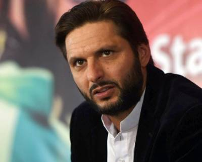 Shahid Afridi strongly reacts over occupied Kashmir violence