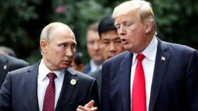 Trump suggested Putin visit White House: Kremlin