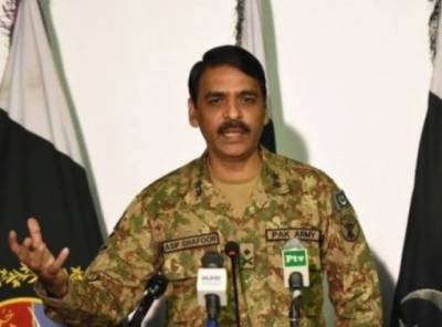 Government should comply by the orders of the court: DG ISPR