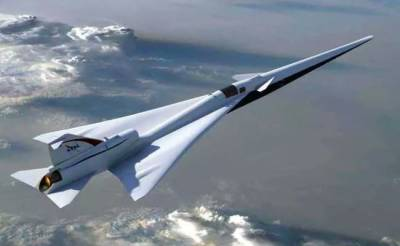 NASA to develop supersonic X Plane