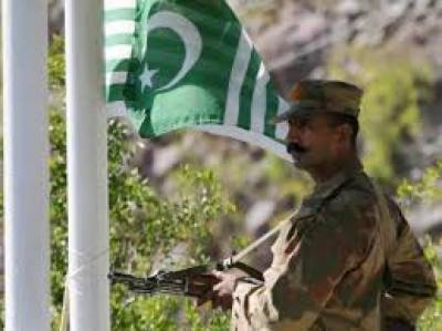 Presence of Deash in Afghanistan near Pakistan borders is a national security threat to Pakistan: DGMO