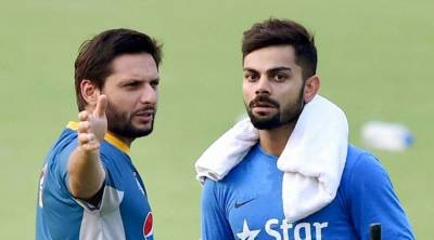 What Indian skipper Virat Kohli says about Shahid Afridi tweet over Kashmiris?