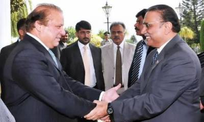 Will never join hands with Sharifs again: Asif Zardari