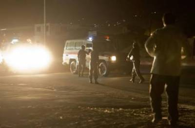 Afghan Military base attacked by Taliban, 12 soldiers killed and wounded