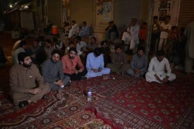 Hazara protest in Quetta enters day seven