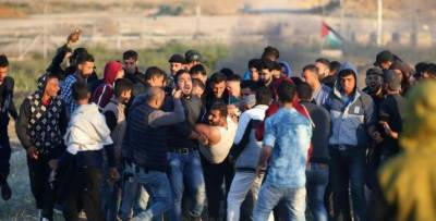 Israel urged not to use force against Palestinian protesters