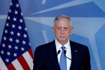 Mattis on Syria: 'We'll work all this out'