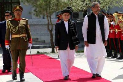 No big breakthrough but 7 points agenda agreed in Pak Afghan state to state talks