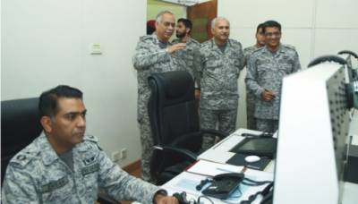 PAF Chief asks combat Crew to stay in highest state of operational readiness