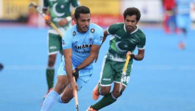 Pakistan give shock to India in the final seconds of the Commonwealth game opening match