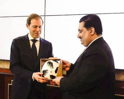 Pakistan, Russia agree to enhance cooperation in diverse fields