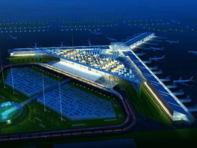 Pakistan's biggest international airport becomes operational