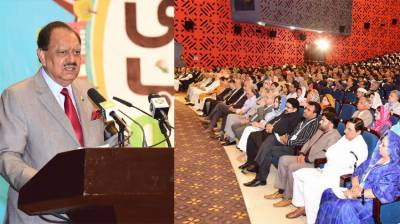 President appeals world to play role in stopping bloodshed of Kashmiris