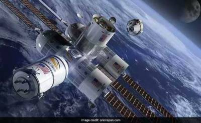 Space Hotel: Check out the night stay price
