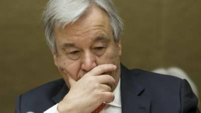 UN Secretary General offers to resolve Kashmir dispute
