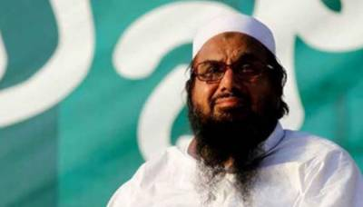 US ban on JuD is the prove of my credibility: Hafiz Saeed