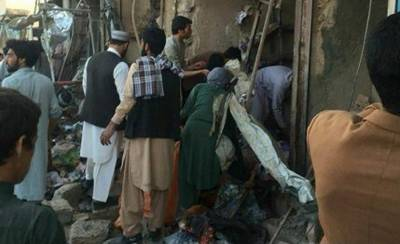 Blast in Afghanistan kills, wound atleast 30 people