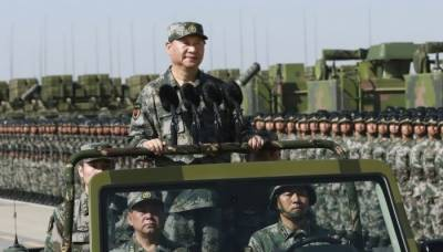 China's People's Liberation Army unveils state of the art border defence system