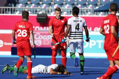 Commonwealth Games 2018: Pakistan hold England to a draw