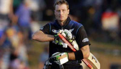 Former New Zealand Skipper Brendon McCullum makes historic record