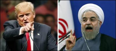 Iranian President lashes out at US President Donald Trump