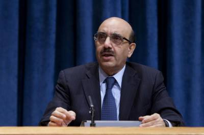 Masood calls for presenting UNMOGIP's reports to UNSC to expose HR abuses in IOK