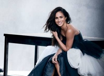 Meghan Markle has her heart set to become