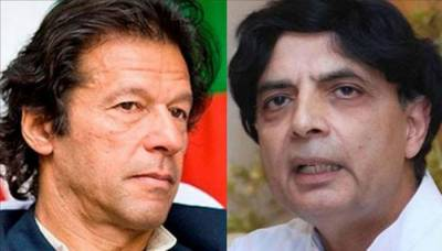 Nisar likely to join Imran Khan's PTI