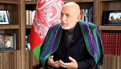 Only Russia can help us, says former Afghan president