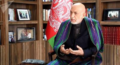 Only strong Pakistan Russia relation together can save Pakistan: Hamid Karzai
